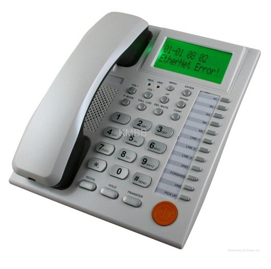 IP-PBX-office-call-multi-line-phones-for-the-receptionist-to-pass-the ...